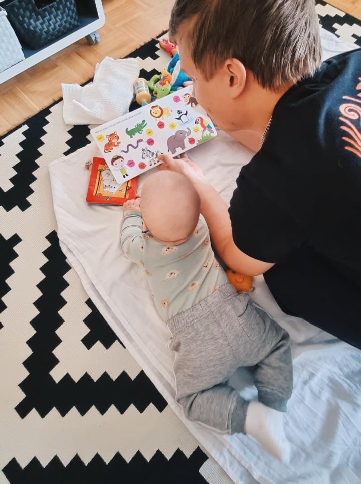 Vauvakesän lukukuulumiset: Mitä kaikkea sitä tulikaanluettua?